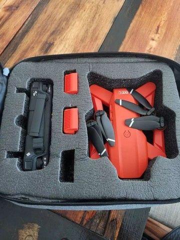 Drone L900 Pro com Gps alcance de 1.200 - até 12x sem juros, frete grátis - CE - Foto 3