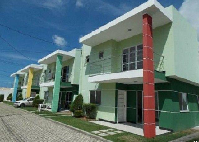 Linda Casa 4 suítes, nascente Condomínio fechado - Lauro de Freitas  - Foto 3