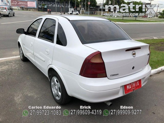 Corsa Sedan Premium 1.4 8V Econoflex 4p - Foto 5