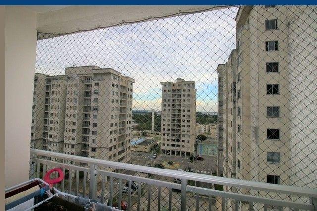 Ponta Negra Apartamento 3 Quartos Condomínio weekend Club - Foto 13