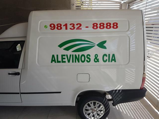 Alevinos