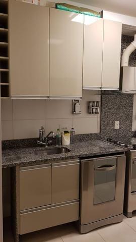 Apartamento 66m 2 quartos e 2 vagas de garagem