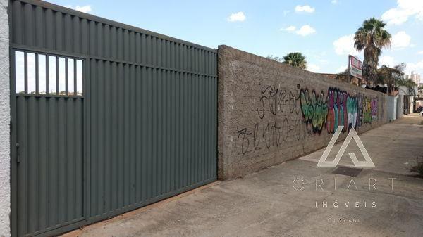Terreno em rua - Bairro Setor Leste Vila Nova em Goiânia