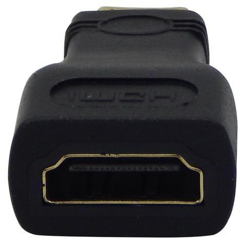 Adaptador Hdmi Femea X Hdmi Mini Macho P/ Tablet 1080i Hd