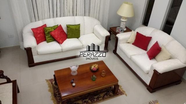 Ampla casa com 3 suítes, em excelente condomínio ( privê) - Foto 3