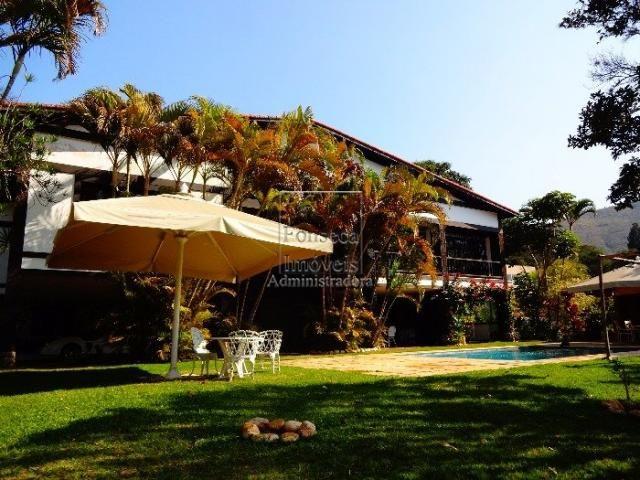 Casa à venda com 4 dormitórios em Nogueira, Petrópolis cod:2503