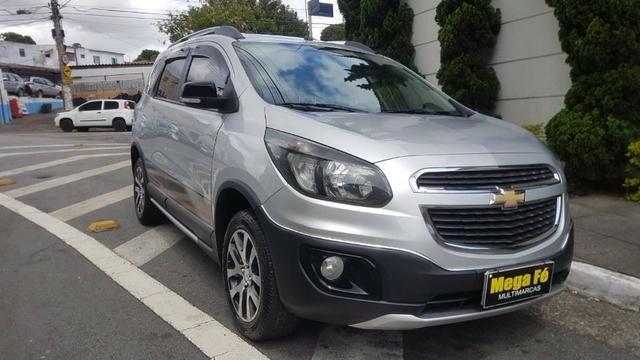 Gm Chevrolet Spin Activ 18 8v Econo Flex 5p Aut 2016