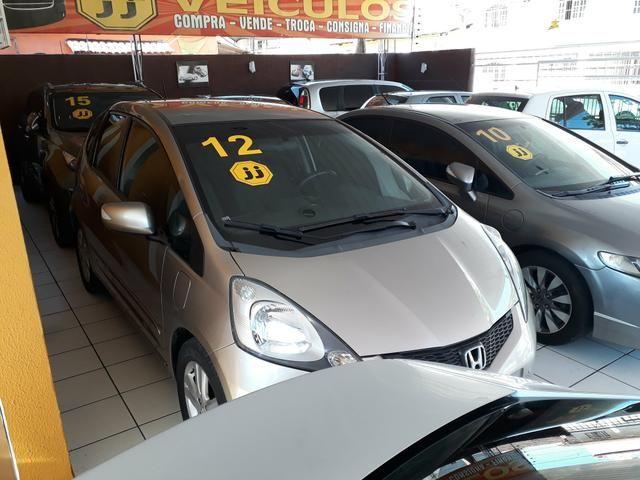Honda fit 2012 lx automático