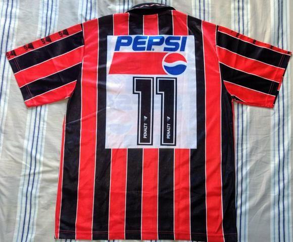 Camisa Oficial do Lousano Paulista de Jundiaí - Esportes e ginástica ... f8d65de14a6a4