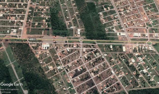 Área com 3.835m² em Palmas (INA Luzimangues) de frente para a Rodovia TO-080 - Foto 4