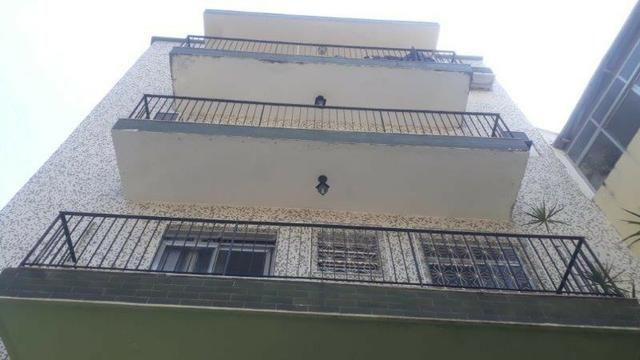 Cachambi - Rua Capitão Jesus - 2 Quartos com Dependência Completa - Varanda e Vaga