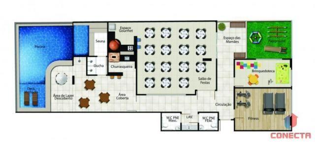 Apartamento para venda em vitória, jardim da penha, 2 dormitórios, 1 suíte, 2 banheiros, 1 - Foto 20