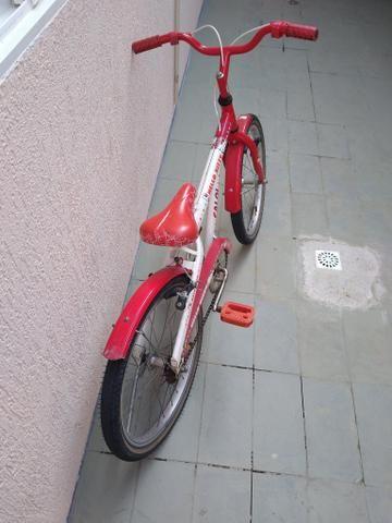 12bce8740 Bicicleta aro 20 Feminina Hello Kitty - Ciclismo - Cidade Vista ...