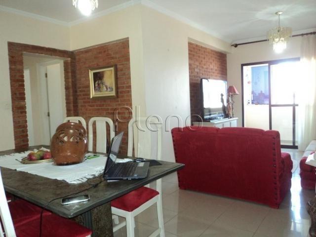 Apartamento à venda com 3 dormitórios em Centro, Campinas cod:AP015491