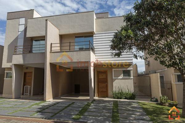 Casa em condomínio com 3 quartos no CONDOMINIO. VILA HÍPICA - Bairro Jardim Jockey Club em