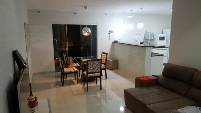 Samuel Pereira oferece: Casa 3 Suites Sobradinho Alto da Boa Vista Moderna Escriturado - Foto 5