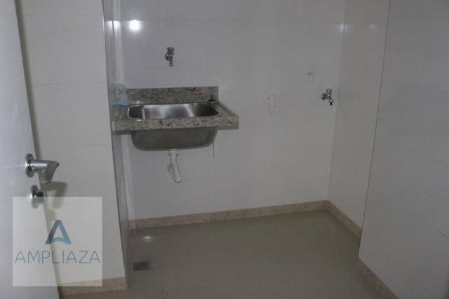 Apartamento à venda, 130 m² por r$ 2.000.000,00 - meireles - fortaleza/ce - Foto 8
