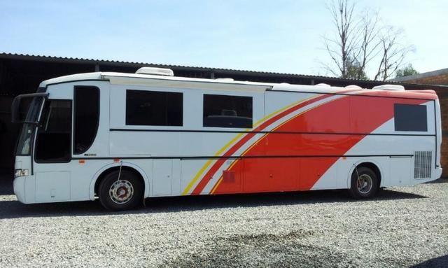 Onibus Motorhome