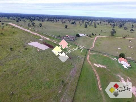 Fazenda rural à venda, zona rural, poconé - . - Foto 10
