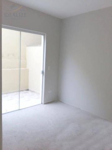 Apartamento à venda com 2 dormitórios em Bom jesus, São josé dos pinhais cod:1401175 - Foto 5