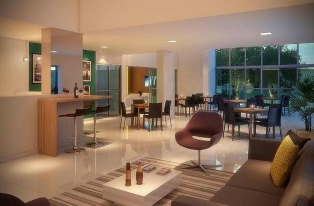 Apartamento no Benfica Alto Padrão - Aquarela 2 Quartos - Entrada Facilitada - Foto 10