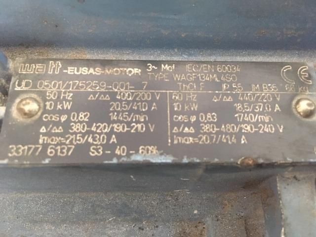 Motor Elétrico 13CV - Watt - Foto 5