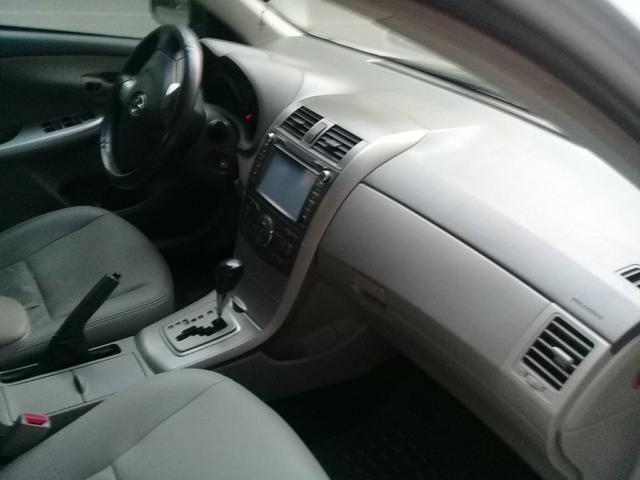 Toyota Corolla gli 1.8 automático 2009/10 - Foto 7