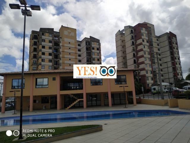 Apartamento 3/4 para Aluguel Condomínio Vila das Flores - Muchila - Foto 18