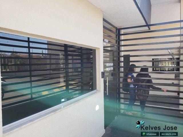 Apartamento de 02 quartos por 90 mil ao lado do Aparecida Shopping - Foto 11