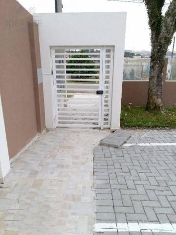 Apartamento à venda com 2 dormitórios em Bom jesus, São josé dos pinhais cod:1401175 - Foto 2