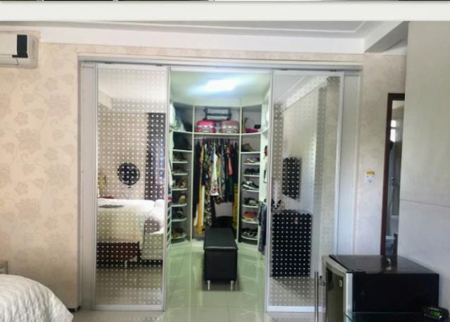 CA 41 Alugo Casa Padrão Alto Padrão / 6 Quartos / Área Lazer Privativa / Projetada - Foto 5