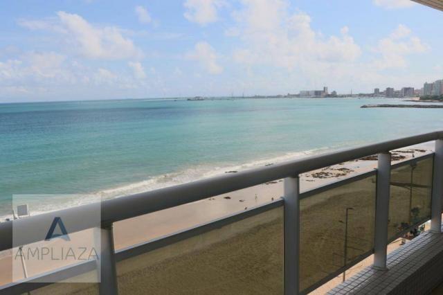 Apartamento à venda, 130 m² por r$ 2.000.000,00 - meireles - fortaleza/ce - Foto 5