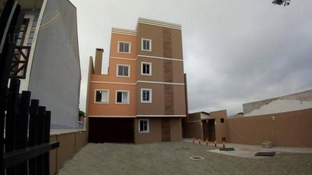 Apartamento à venda com 2 dormitórios em Afonso pena, São josé dos pinhais cod:1841615 - Foto 15