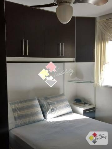 Apartamento Residencial para locação, Vila Industrial, Campinas - . - Foto 4