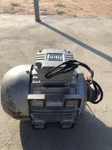 Motor trifásico Bitoneira ou máquinas de padaria - Foto 3