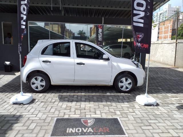 Nissan New March S 2017 Único Dono! Novinho! - Foto 5