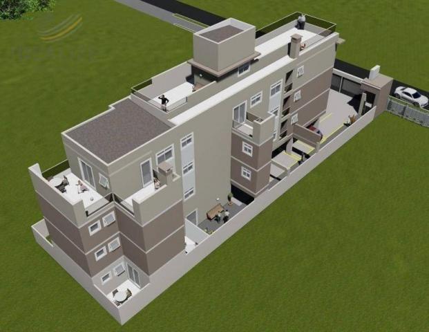 Apartamento à venda com 2 dormitórios em , Pinhais cod:1948659 - Foto 3