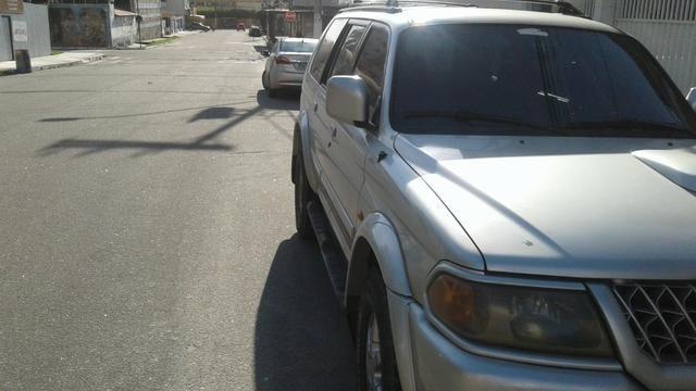 Pajero sport 2003, 4x4, automatica diesel 2,8 - Foto 4