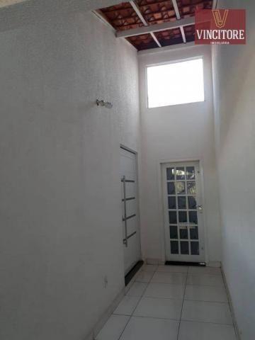 Casa com 2 dormitórios à venda, 107 m² por r$ 275.000 - jardim terras de santo antônio - h - Foto 17