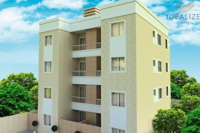Apartamento à venda com 2 dormitórios em Afonso pena, São josé dos pinhais cod:2060496 - Foto 11