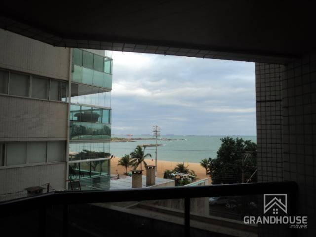 Apartamento para alugar, 167 m² por R$ 2.000,00/mês - Praia da Costa - Vila Velha/ES