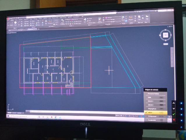 Monitor Dell 24 Polegadas - Profissional