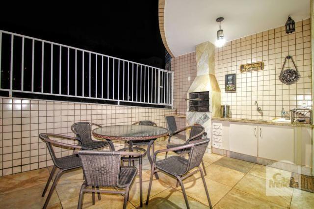 Apartamento à venda com 4 dormitórios em Buritis, Belo horizonte cod:257843 - Foto 20