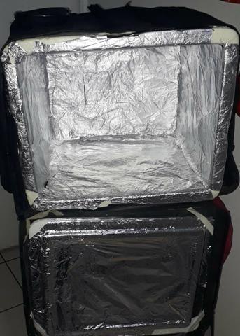 Bags para motoboy usadas - Foto 4
