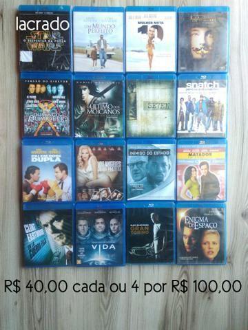 Filmes Blu Ray Originais Black Friday