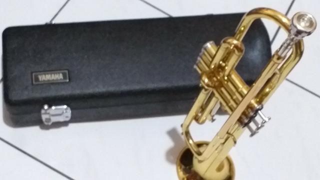 Trompete Yamaha made in Japan sib