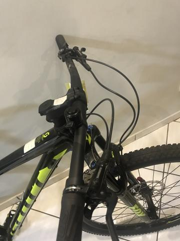 Vendo bicicleta novíssima sem uso Scott Scale 950 - Foto 6