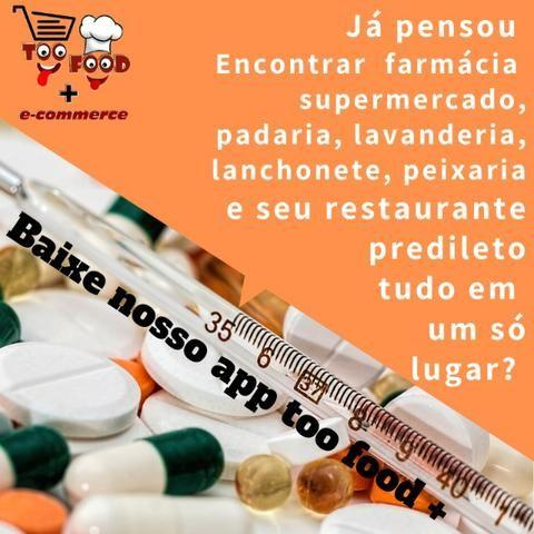Vendo franquia Too Food + e-commerce de Fortaleza ótima oportunidade - Foto 4