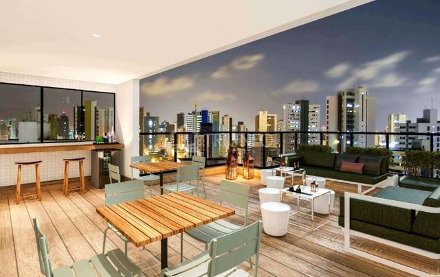 (ESN tr36882) Oportunidade Apartemento compacto Meireles J.smart Vicente Leite - Foto 5