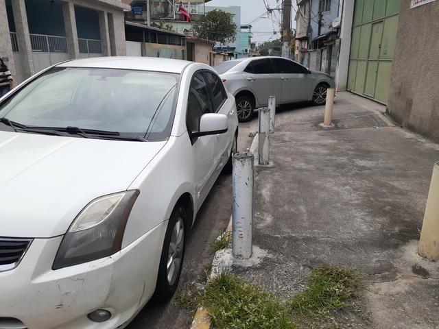Nissan sentra 2012 cor branca